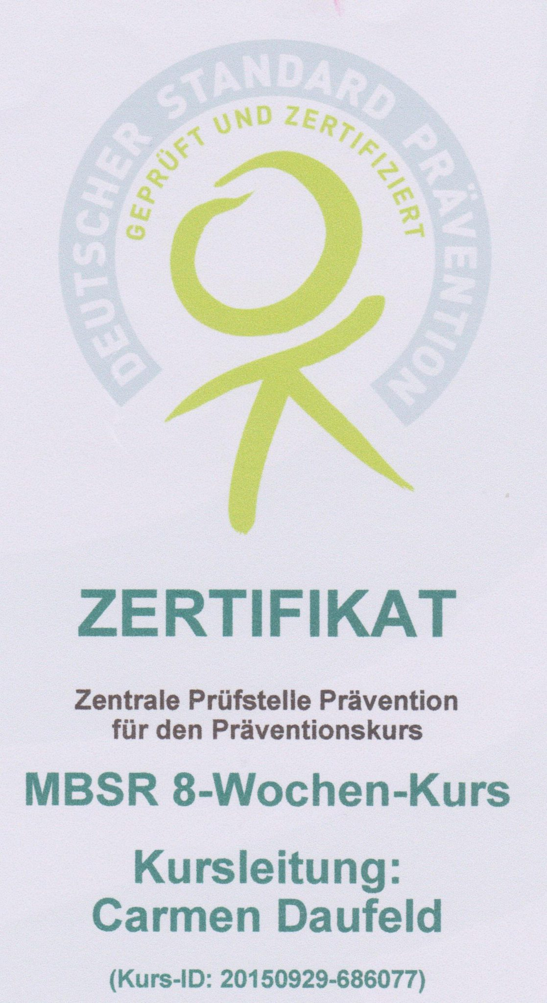 Prüfstelle Prävention - geschnitten